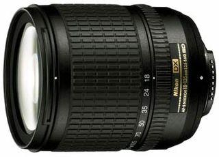 Nikon 18-135 mm F 3,5-5,6G AF-S DX Zoom-Nikkor IF-ED