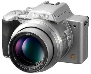 Panasonic DMC-FZ20 stříbrný