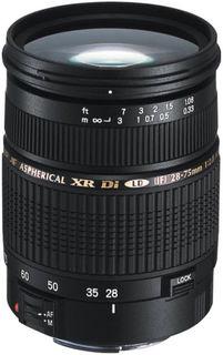 Tamron AF SP 28-75 mm f/2,8  XR Di LD (IF) Asp. Macro pro Sony