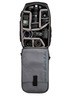 Nikon Z6 + FTZ ADAPTER + 64GB XQD + Tenba Axis Tactical 20L