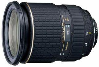 Tokina AT-X 16-50 mm PRO DX pro Nikon