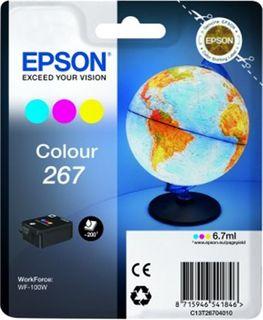 Epson Singlepack T26704010 Colour 267