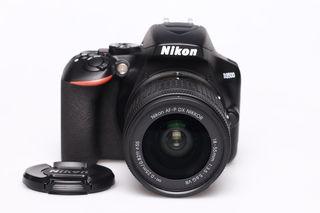 Nikon D3500 + 18-55 mm AF-P bazar