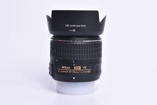 Nikon 18-55mm f/3,5-5,6 G AF-S DX VR II bazar
