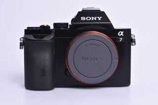 Sony Alpha A7 tělo bazar