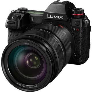 Panasonic Lumix S PRO 24-70 mm f/2,8