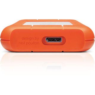 """LaCie Rugged Mini 4TB HDD, 2.5"""" USB 3.0, hliníkový, odolný"""
