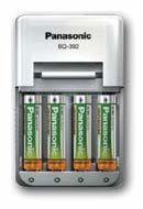 Panasonic nabíječka BQ-392E