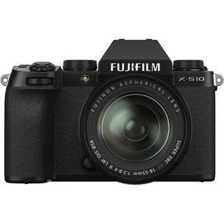 Fujifilm X-S10 + 18-55 mm černý