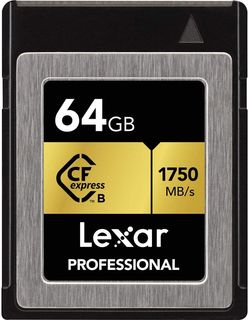 Lexar Pro CFexpress Typ B 64GB