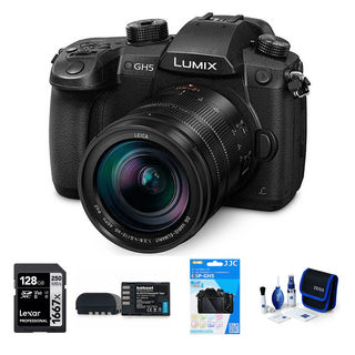 Panasonic Lumix DC-GH5 + 12-60 mm - Foto kit