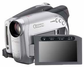 Canon DC22 DVD