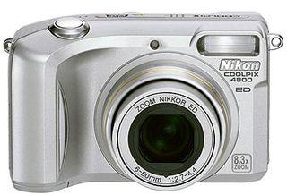 Nikon Coolpix 4800