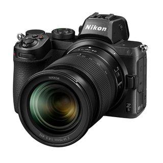 Nikon Z5 + 24-70 mm