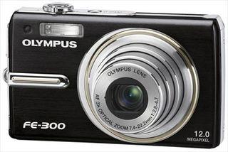Olympus FE-300 černý