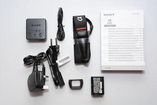 Sony Alpha A6000 tělo