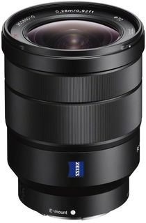 Sony FE 16-35 mm f/4 ZA OSS Vario-Tessar T*