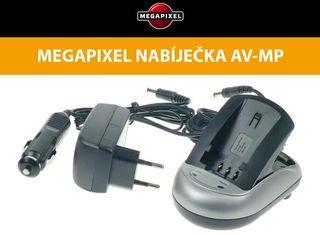 Megapixel univerzální nabíječka