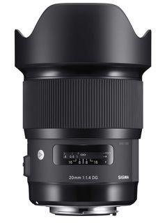 Sigma 20 mm f/1,4 DG HSM Art pro Canon