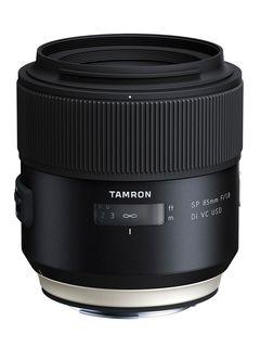Tamron SP 85 mm f/1,8 Di VC USD pro Canon
