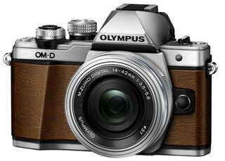 Olympus OM-D E-M10 Mark II + 14-42 mm EZ