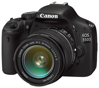 Canon EOS 550D tělo