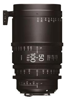 Sigma CINE 50-100mm T/2,0 pro Canon
