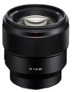 Sony FE 85 mm f/1,8