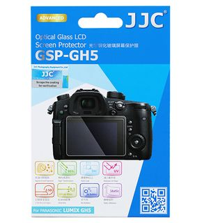 JJC ochranné sklo na displej pro Panasonic Lumix GH5, GH5S