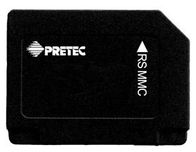 Pretec 512 MB MMC Mobile
