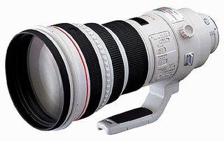 Canon EF 400mm f/2.8 L IS USM Set