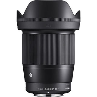 Sigma 16 mm f/1,4 DC DN Contemporary Sony E