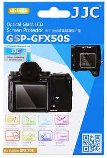 JJC ochranné sklo na displej pro Fujifilm GFX50S