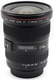 Canon EF 17-40 mm f/4,0 L USM