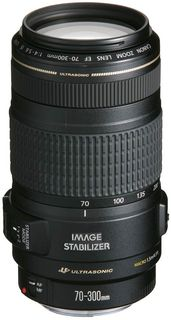 Canon EF 70-300mm f/4,0-5,6 IS USM