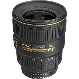 Nikon 17-35 mm f/2,8 AF-S NIKKOR IF-ED s HB-23 / CL-76