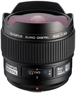 Olympus ZUIKO 8mm f/3,5 EF-0835