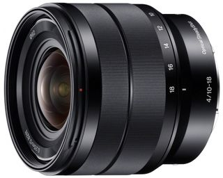 Sony 10-18 mm f/4,0 OSS SEL
