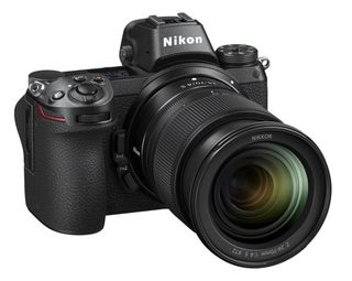Nikon Z7 + 64GB karta + čtečka XQD karet