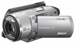 Sony DCR-SR90E
