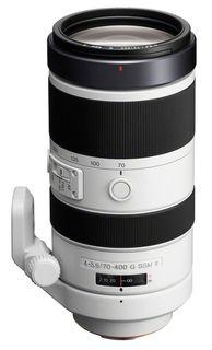 Sony 70-400 mm f/4-5,6 G II