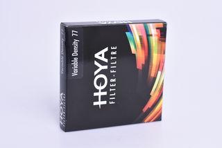 Hoya šedý filtr Variable ND3-400 77mm bazar