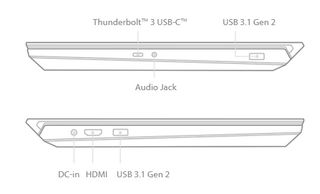 Asus ZenBook Pro Duo UX581GV-H2004R modrý