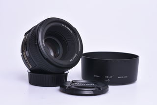 Nikon 50mm f/1,8 AF-S NIKKOR G bazar