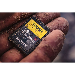 Sony SDXC Tough SF-G 64GB V90 U3 UHS-II