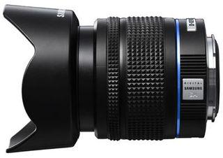 Samsung SG-DX1 D-Xenon 18-55 mm F 3,5-5,6 AL