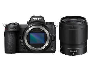 Nikon Z7 II + Z 35 mm