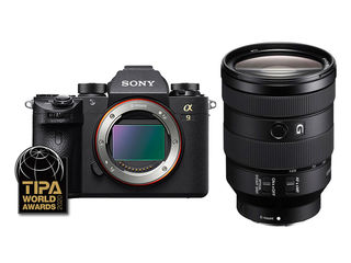 Sony Alpha A9 + FE 24-105 mm f/4,0 G OSS SEL