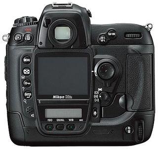 Nikon D2Hs tělo