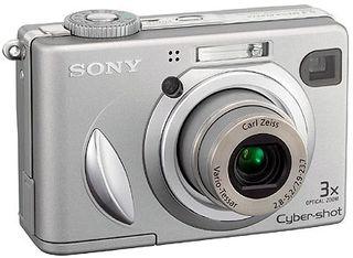 Sony DSC-W5 + MS 256MB karta